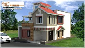 Duplex House Plan by 4 Bedrooms Duplex 2 Floors House Design In 150m2 10m X 15m