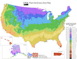 Large Maps Of The United States by Us Plant Hardiness Zone Map U2022 Mapsof Net