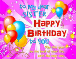 61 unique happy birthday wishes for sister with images 9 happy