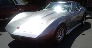 74 corvette stingray file 74 chevrolet corvette stingray auto classique vaq st