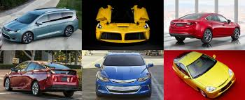 hybrid cars how many types of hybrid cars are there autoevolution