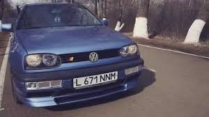 volkswagen special editions volkswagen golf mk3 limited edition youtube