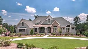 small craftsman style house plans craftsman ranch house plans design with walkout basement small