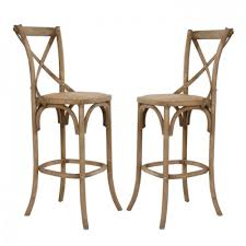 cafe bar stools natural parisian cafe bar stools natural oak finish
