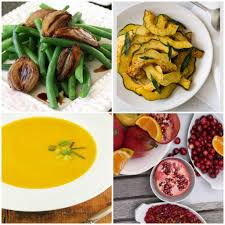 clean thanksgiving recipes appetizers and meal recipes