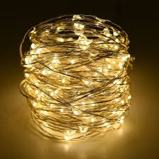 Copper String Lights by Solar String Lights 72 Ft Waterproof 8 Modes Ankway Upgraded