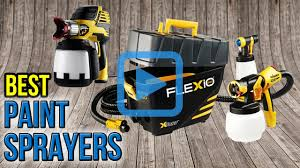 Best Paint Top 10 Paint Sprayers Of 2017 Video Review
