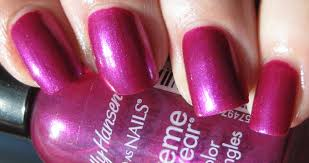 sally hansen oh my swatch