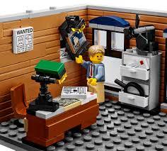 lego volkswagen inside lego creator expert series 10246 u2013 detective agency u2013 new for
