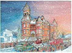 support mencap this christmas christmas cards christmas scenes