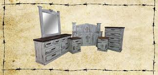 bedroom sets ricky rustics ltcr cam 40 p d mansion queen bed w cross paint top distressed bedroom set white