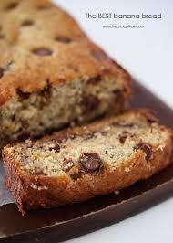 best chocolate chip banana bread recipe i heart nap time