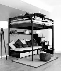 Cute Small Teen by Cute Bedrooms With Black Furniture Modern Teen Bedroom And White