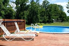 above ground pool with deck u2013 bullyfreeworld com