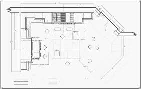 Cool Floor Plan by 13 Cool Modern Kitchen Floor Plan House And Living Room