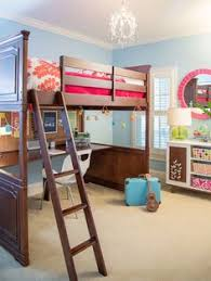 Girls Loft Bed With Desk Loft Bed With Playarea On Top Queen Loft Bed Do It Yourself