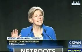 elizabeth warren resume elizabeth warren netroots 2017 speech first shot in 2020 campaign