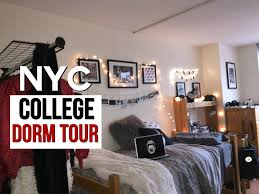 College Dorm Tv College Dorm Tour The Fashion Institute Of Technology Nyc Youtube