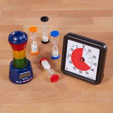special needs timers autism timers special needs sand timers desk timers starter kit 6 pack