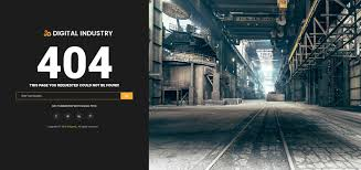 Industrial Theme by Digital Industry Industrial Business Psd Template By Cowthemes