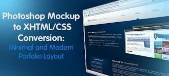 the 30 best psd to html css conversion photoshop tutorials