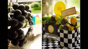 monster truck jam party supplies cool monster truck party decorations ideas youtube