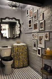 Bathroom Ideas For Decorating 63 Best 1940 U0027s Bathroom Images On Pinterest Room Bathroom Ideas