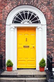 Front Door by What Colour Should You Paint Your Front Door Good Housekeeping