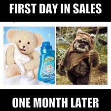 First Of The Month Meme - sales humor that first month is a doozy thanks justin dean