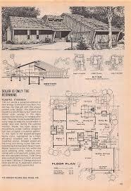 88 best mid century modern floor plans images on pinterest
