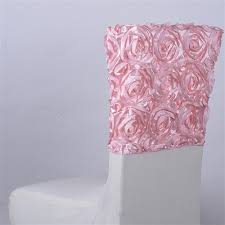 rosette chair covers chair covers chair sashes