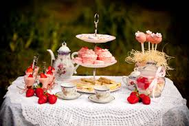 tea party tables sweet treats looks delicious inspiration for tea party