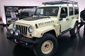 jeep safari concept interior jeep unveils new concept vehicles wilde chrysler jeep dodge ram news
