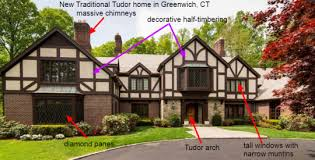 What Makes A House A Tudor Mcmansions 101 Eclecticism Mcmansion Hell