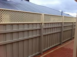 fence extensions perth lattice fence extension perth