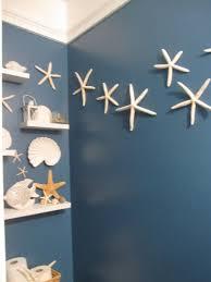 navy bathroom decor