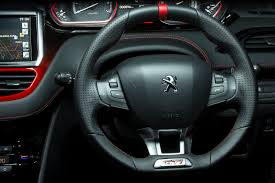 peugeot gti peugeot 208 gti launches from 29 990 photos 1 of 13