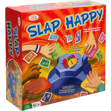 halloween card game ideal slap happy tabletop game walmart com
