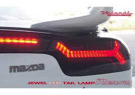 Valenti Lights Valenti Revo Jewel Led Tail Lights For Fd3s Rx7