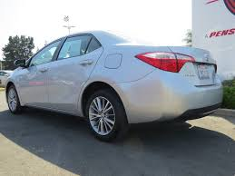 lexus toyota oem touch up paint pen 2015 used toyota corolla 4dr sedan cvt le plus at capitol