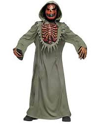 Scary Kids Halloween Costumes Child Green Scary Jester Costume Scariest Halloween Costumes