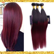 weave extensions ombre hair extensions 3 bundles ombre peruvian hair weave