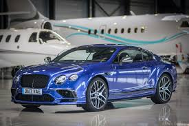 bentley continental supersports 2017 bentley continental supersports review gtspirit