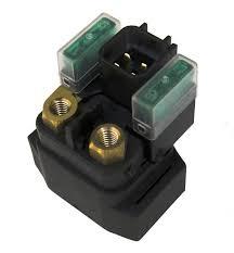 amazon com starter solenoid relay suzuki 250 lt f250 quadrunner
