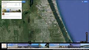 Satellite Map Of Florida by Palm Bay Florida Map