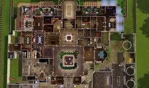 simple sims 3 mansion plans placement architecture plans 56788