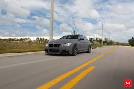matte black bmw 328i matte grey bmw 328i on vossen vfs 6 wheels