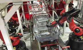 tesla factory tesla plant unionizing effort gains momentum in calif