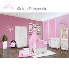babyzimmer rosa babyzimmer 21 tlg kleine prinzessin inkl wandregal standregal