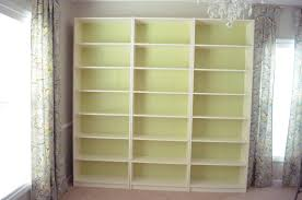 Ikea White Bookcases by Not So Newlywed Mcgees